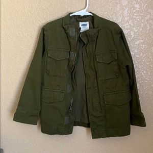 Other - Toddler boy utility jacket